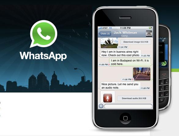 Уникальный шанс скачать Whatsapp на компьютер