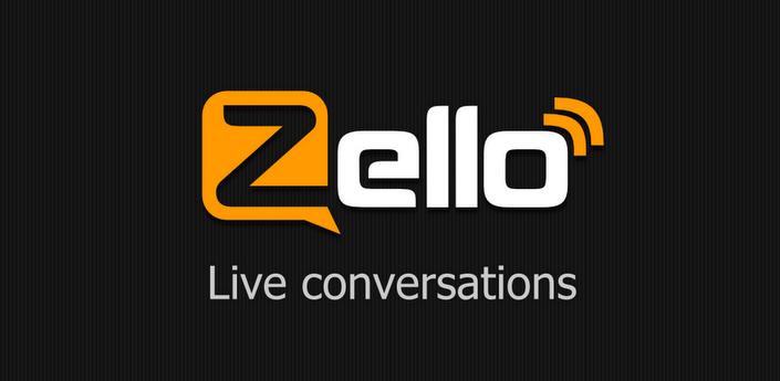Интернет рация Zello для андроид на вашем компьютере
