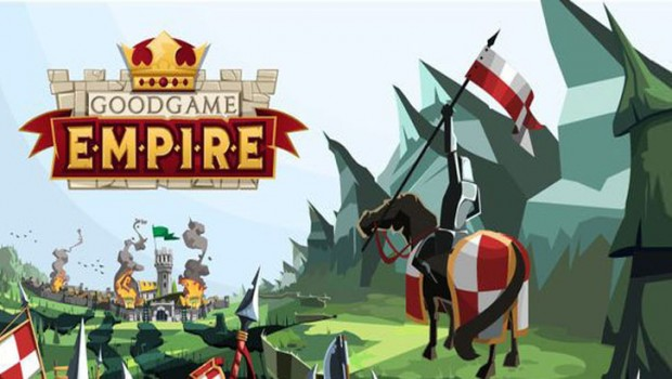игра Empire Four Kingdoms