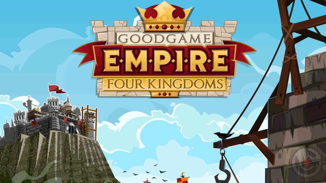 заставка Empire Four Kingdoms