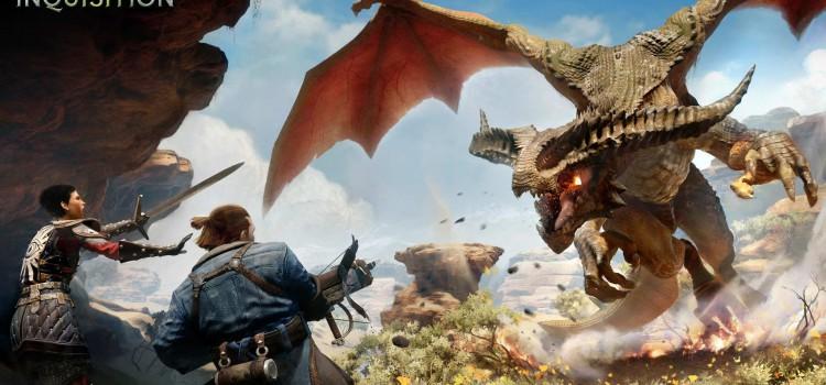 Величественный Dragon Age: Inquisition