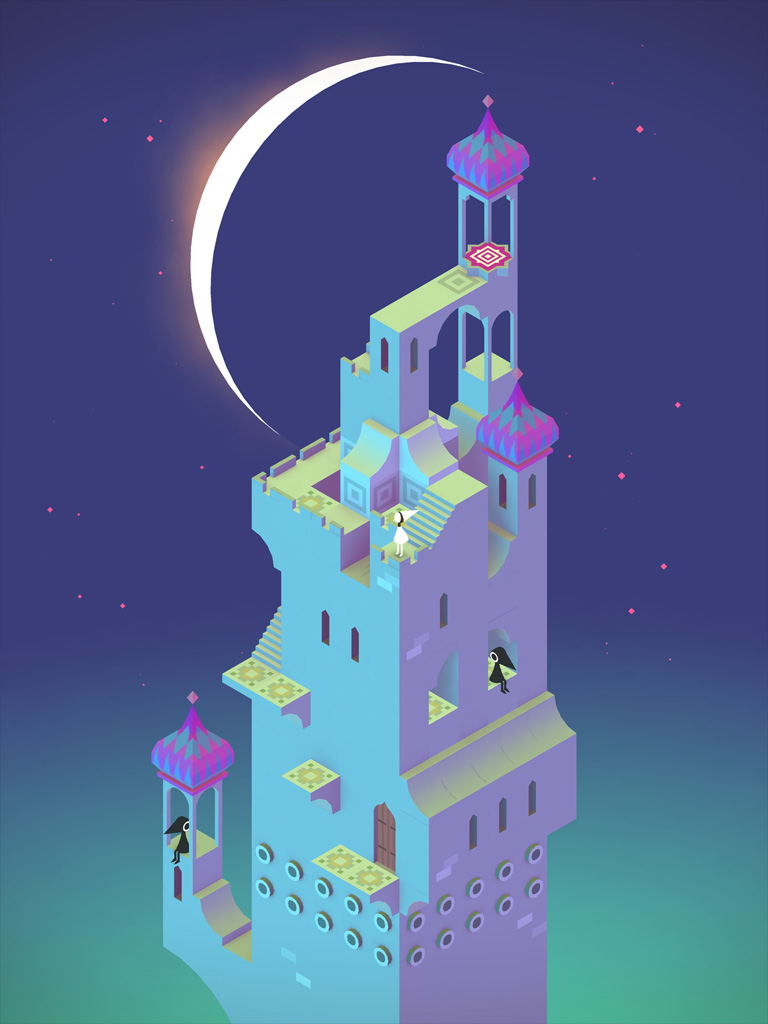 Monument Valley игра