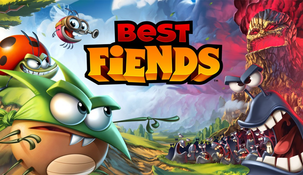 best fiends на пк заставка