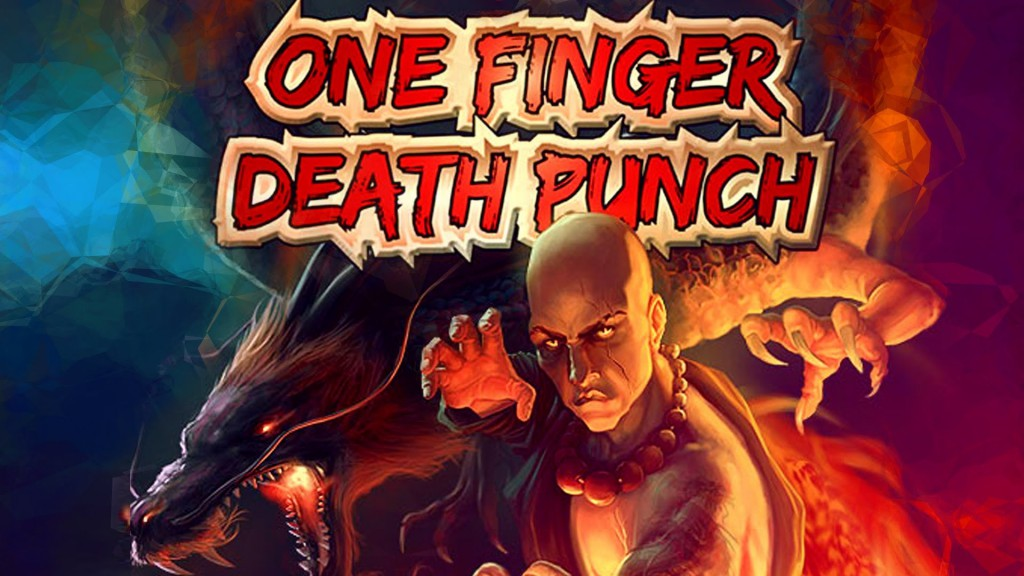 one finger death punch заставка