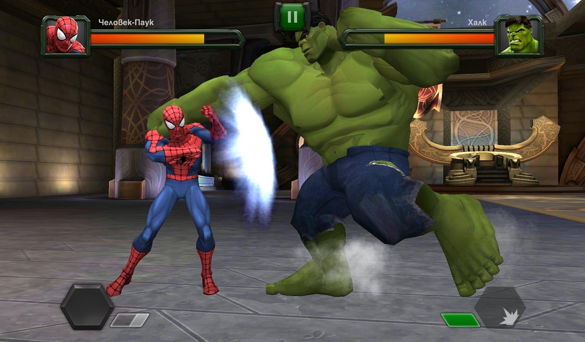 Marvel: битва чемпионов на компьютер скачать.
