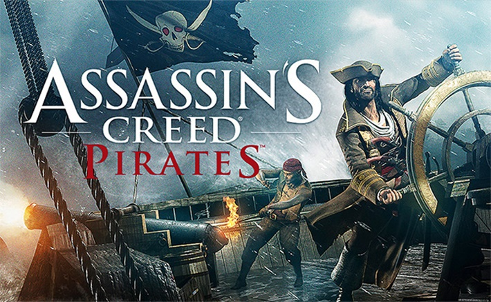 Assassin's Creed Pirates заставка