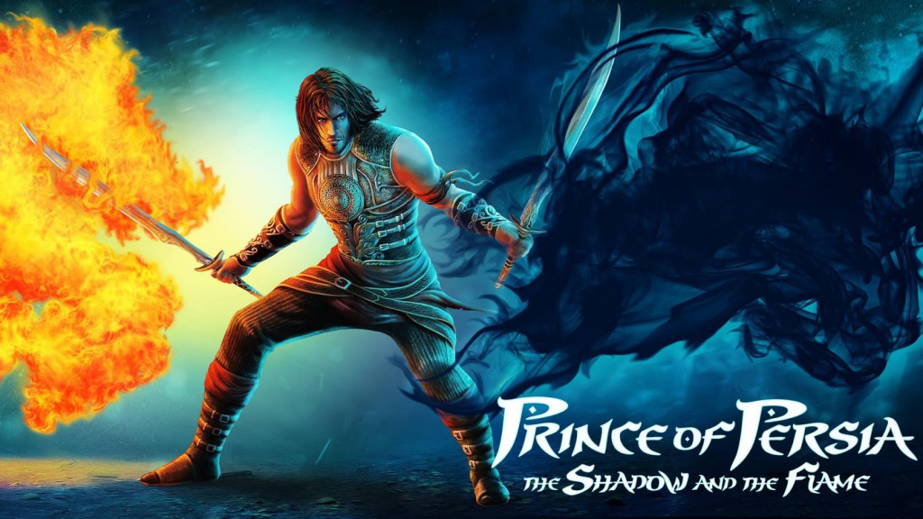 prince of persia shadow flame заставка