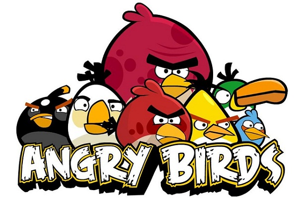 Angry Birds заставка