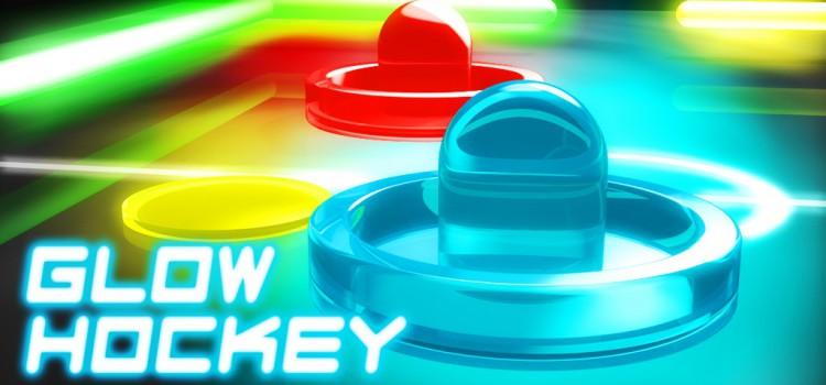 Развлекательный Glow Hockey на пк