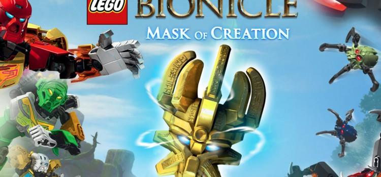 LEGO Bionicle Mask of creation на пк