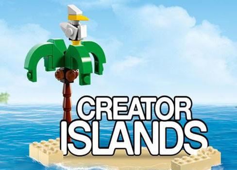 LEGO Creator Islands на пк
